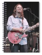 North Mississippi Allstars Spiral Notebook
