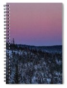North Of Superior Spiral Notebook