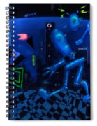 North Prin Wall Spiral Notebook