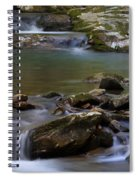 North Prong Of Flat Fork Creek Spiral Notebook