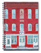 North Star Lodge Spiral Notebook