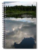 North Woods Spiral Notebook