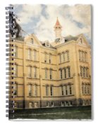 Northern Michigan Asylum Spiral Notebook