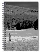 Northern Michigan Farm Sc Spiral Notebook