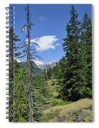 Northwest Frontier Spiral Notebook