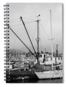 Northwind Docked Spiral Notebook