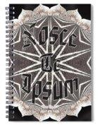 Nosce Te Ipsum Spiral Notebook