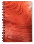 Nosing Around The Corner Spiral Notebook
