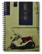 Nostalgic Spiral Notebook