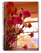 Nostalgic Moments Spiral Notebook