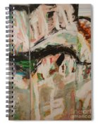 Nostalgies Of Venice Spiral Notebook