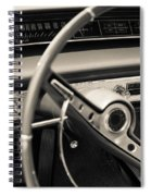 Nostalgy Spiral Notebook