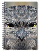 Not A Appy Bird Spiral Notebook