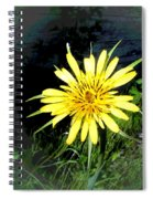 Not Just A Weed Spiral Notebook