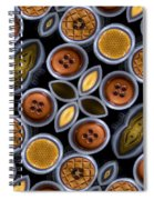 Not Your Mothers Button Box Spiral Notebook