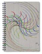 Noted Patterns Spiral Notebook