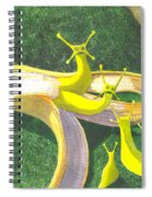 Nothing Happened Spiral Notebook