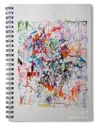 Nothing Left But Prayer Spiral Notebook