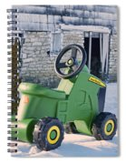 Nothing Runs Like A Deere #2 Spiral Notebook