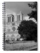 Notre Dame De Paris 2b Spiral Notebook