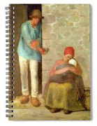 Nourishment, 1858 Spiral Notebook