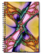 Nouveau Twist Spiral Notebook