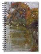 November 4th At Hyde Park Spiral Notebook