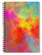 November Smile Spiral Notebook