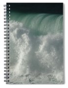 Nowhere To Hide Nowhere To Swim Spiral Notebook