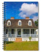 Nps Historic Site Spiral Notebook