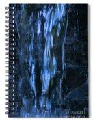 Nu Blue Spiral Notebook