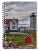 Nubble 19539 Spiral Notebook