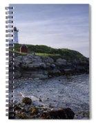 Nubble Dawn Spiral Notebook