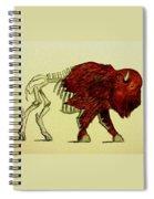 Nuclear Buffalo Spiral Notebook