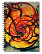 Nuclear Fusion Spiral Notebook