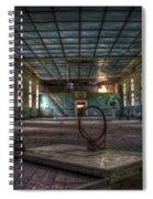 Nuclear Sport Spiral Notebook