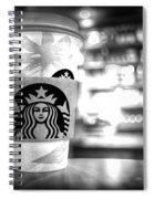 Nuclear Starbucks Spiral Notebook