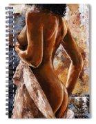 Nude 07 Spiral Notebook