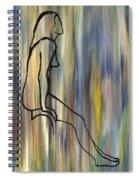 Nude 14 Spiral Notebook