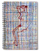 Nude 15 Spiral Notebook