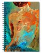 Nude 453140 Spiral Notebook