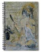 Nude 5650 Spiral Notebook