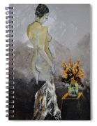 Nude 573111 Spiral Notebook