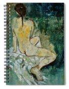 Nude 774180 Spiral Notebook