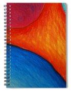 Number 16 Spiral Notebook