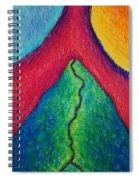 Number 17 Spiral Notebook