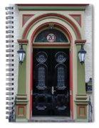 Number 20 Spiral Notebook