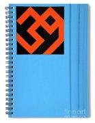 Number 39 Spiral Notebook