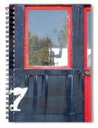 Number 7 Spiral Notebook