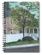Number One Main Street Spiral Notebook